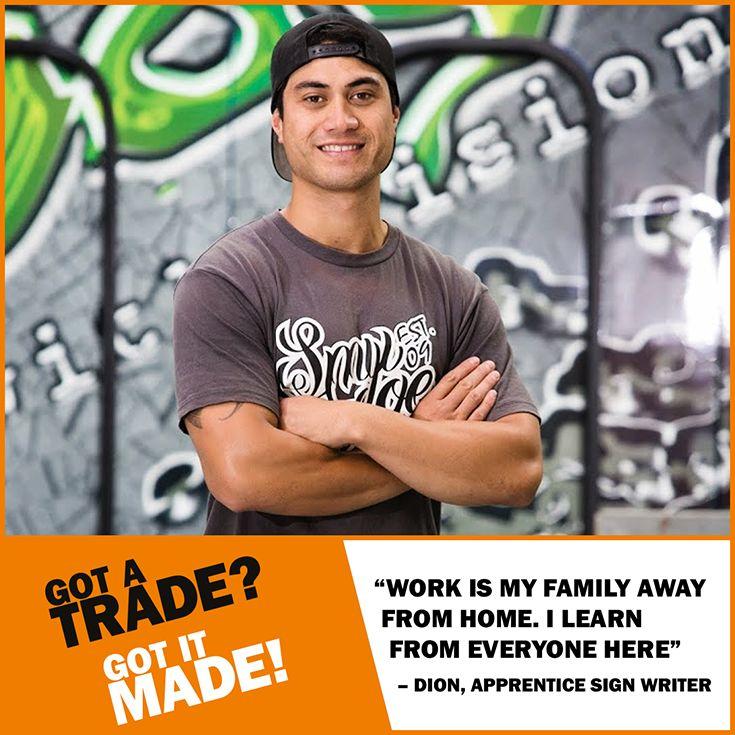 #Work with your #mates... Enjoy your #career! www.gotatrade.co.nz #GotATrade #GotItMade #GotATradeWeek