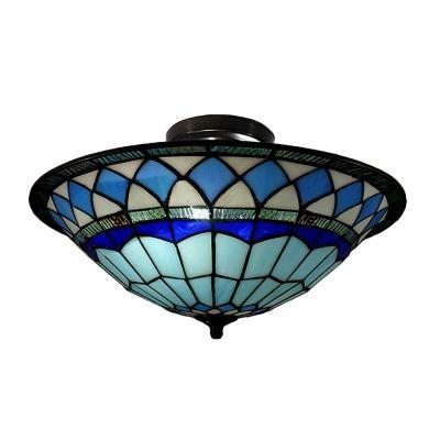 Tiffany Ceiling Lamps   Home Home & Garden Lighting Ceiling Lights Semi-flush Mount Lights