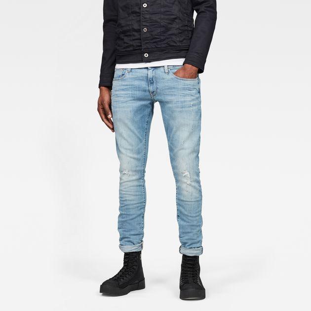 3301 Deconstructed Skinny Jeans   Jeans, Skinny et Indigo