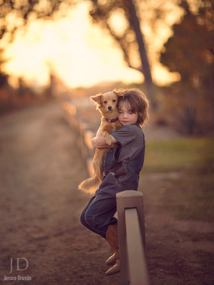 My boy & his dog.  Join the Fine Art Portraiture Group!  Please follow me here: Facebook I Google + I Twitter I Instagram  Shot with my Canon 5D Mark iii and processed with actions and overlays from JD Beautiful World Collection (Foundations & Earthy Tints). Actions/Overlays/Textures available here.  FREE download to follow me on your iPhone or Android: iPhone or Android