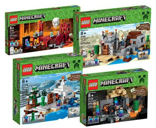 20 best LEGO Minecraft images on Pinterest | Lego minecraft, Lego ...