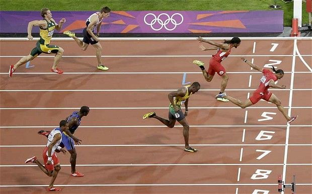 London 2012 Olympics: Lawrence Clarke fourth as Aries Merritt claims 110m hurdles gold Lawrence Clarke had begun these Olympics simply with the target of reaching the men's 110m hurdles semi-finals but, after being inspired to the greatest performance of his life last night, he departs as officially the fourth best sprint hurdler on the planet.