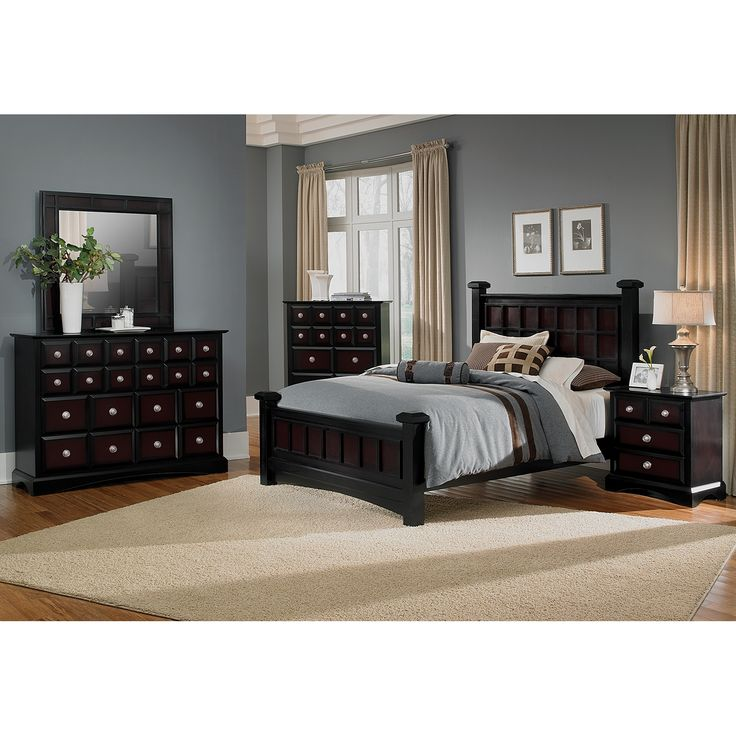Bedroom Furniture   Winchester King Bed