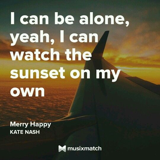 Merry happy - Kate Nash