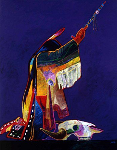 Offering to the Great Spirit