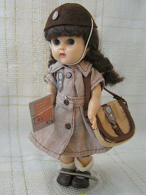1957 Vintage Vogue Ginny Doll Brownie