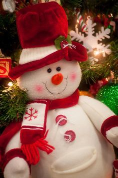 ❊Red & White Christmas ❊