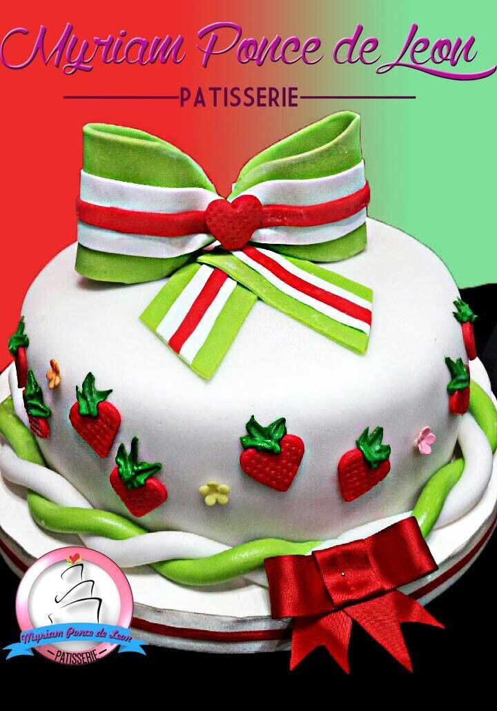 Torta frutillita