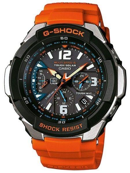 e56752ac1e7 Relógio CASIO G-SHOCK GRAVITYMASTER - GW-3000M-4AER