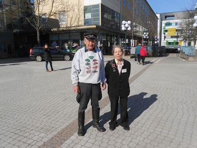 Sukkulat suihkii: Sampolan Suomi 100 toukokuu