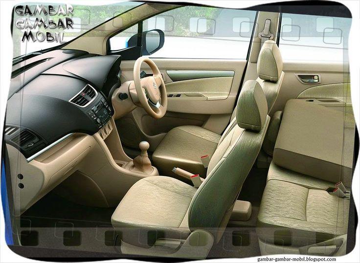 foto interior mobil suzuki ertiga