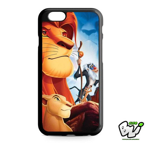 Simba And Friend The Lion King iPhone 6 | iPhone 6S Case