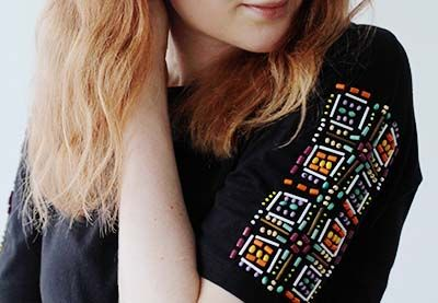 This season's fashion is about embellishment. Anyone can update tired old clothes with some colourful beads and a needle and thread. | Difficulty: Beginner; Length: Long; Tags: Clothes, Beads, Sewing, Fashion, Repurposing & Upcycling