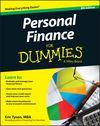 Personal Finance For Dummies Cheat Sheet