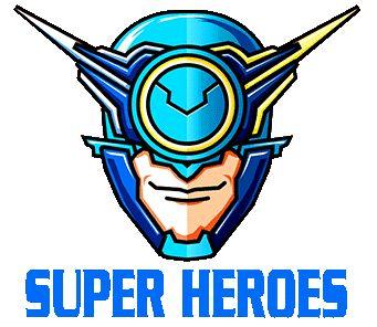 potisk super hrdina, originální motiv na tričko,T-ART.CZ, super heroes illustration  child design t-shirt