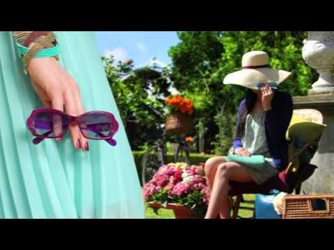 "The ""Collection Rendez-vous"" video from our Spring/Summer 2013 optic & sunglass collection"