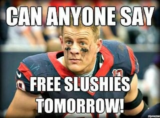 Houston Texans! JJ Watt. Bahahahahahahahahahahahhaha!