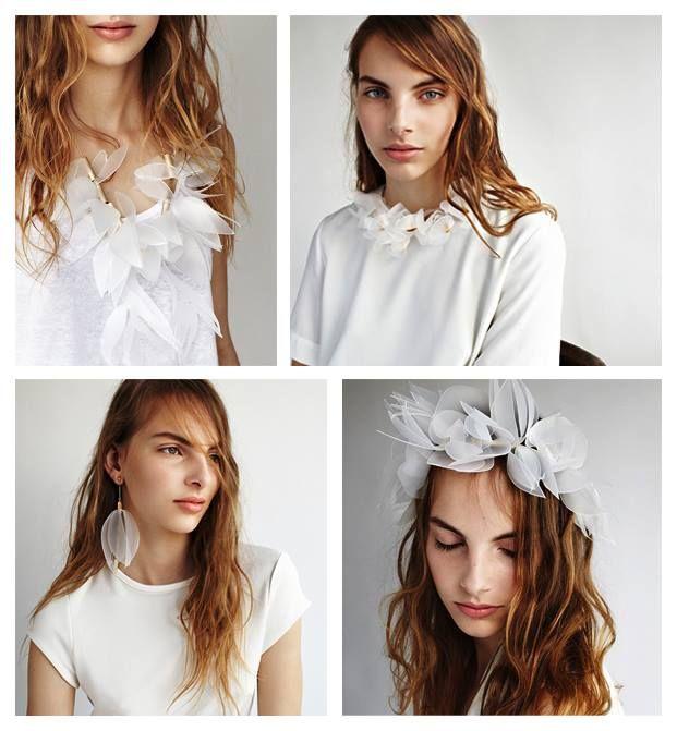 #karman #flowers #girl #jewelry #white #earring #onefashionbudapest #hungary