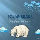 Polar Bears PowerPoint with polar bear facts including information on polar bear size, adaptations, what polar bears eat, cubs, global warming, the...