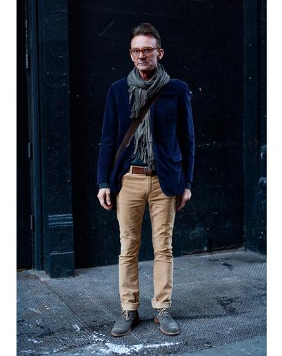 New York Street Style Photos By Ben Ferrari Men 39 S Street