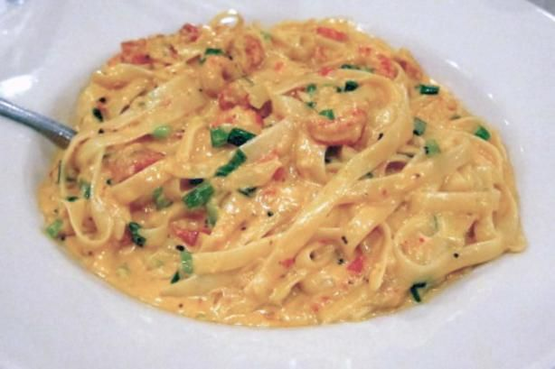 Cajun Crawfish Fettucine Recipe - Food.com - 511842