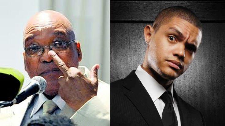 Jacob Zuma - Speech Funny Compilation with Trevor Noah