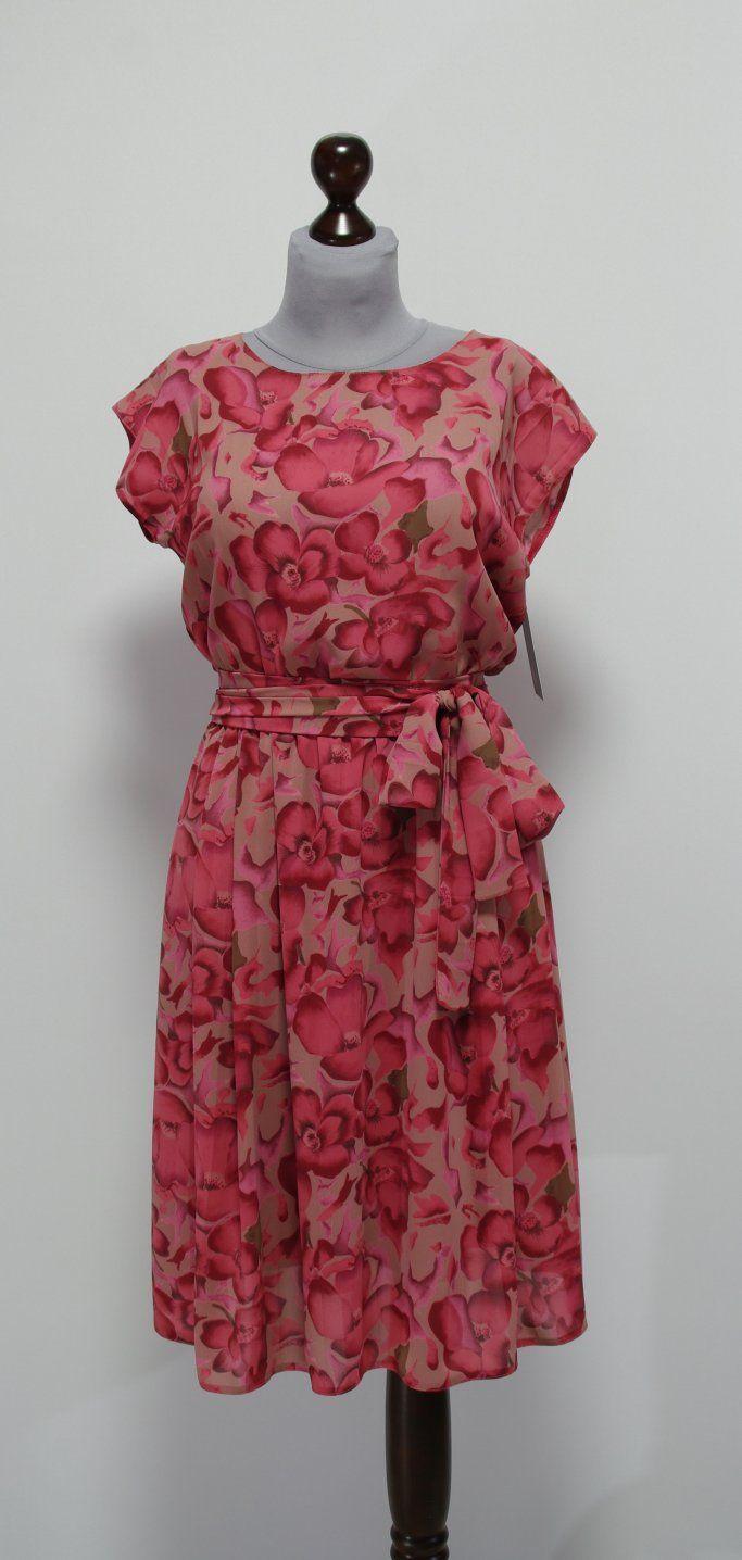 Пудрово-розово платье лето Украина