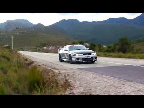 R33 Nissan GTR PURE SOUND Check out the Blue Mountains Getaway R33 Nissan GTR of Geoffrey Bott & Alistair Humphrey as they tackle the stages of Targa Tasmania 2014.  Video produced by Other Side Productions. #TargaTas @Nissan #NissanGTR #Nissan #Tasmania @Pure Tasmania #Targa #Rally