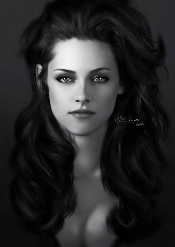 Twilight....Bella....Pencil Drawing!: