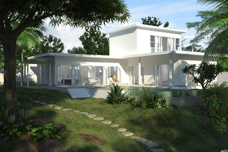 Villa 3 chambres terrasses