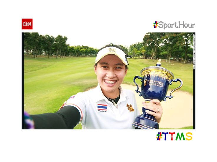 ttms.blog/GXcfIY  14 yr old #AtthayaThitikul becomes youngest winner of a  professional #golf tournament  #ttms #sporthour #thailand