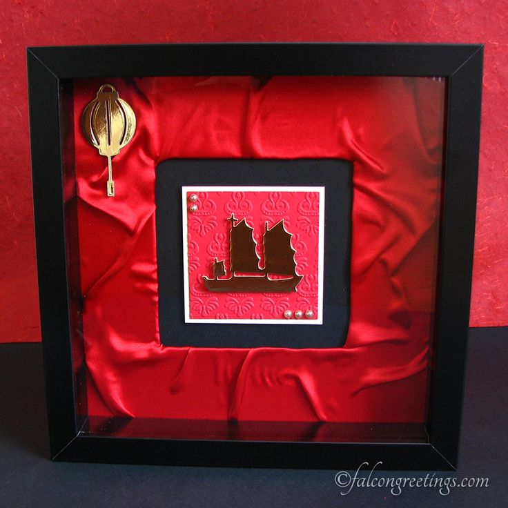 """""""Asia Voyage"""" - Vietnam inspired handmade picture. See more wall decorations @ http://www.falcongreetings.com/wall-art-falcon-greetings/framed-wall-pictures"""