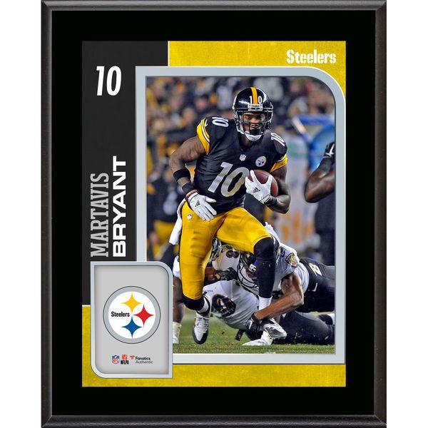 "Martavis Bryant Pittsburgh Steelers Fanatics Authentic 10.5"" x 13"" Sublimated Player Plaque - $29.99"