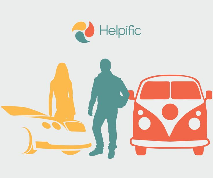 Helpific connects people with special needs who need help with everyday activities to people who want to help them.
