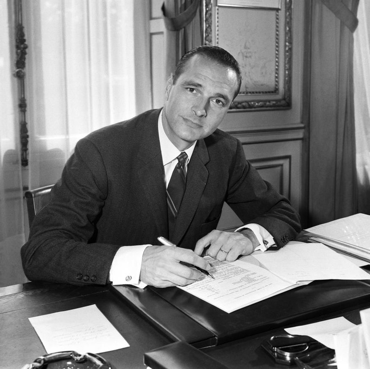 "Jacques ""Draper"" Chirac"