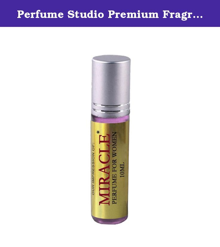 Perfume Studio Premium Fragrance Oil IMPRESSION with SIMILAR Perfume Accords to:-{MIRACLEPERFUME}_{WOMEN}-; 100% Pure No Alcohol Oil (Perfume Oil VERSION/TYPE; Not Original Brand). Perfume Studio IMPRESSION Perfume Oil - SIMILAR to :-{*MIRACLE*PERFUME}_{WOMEN}-;, 100% Pure Undiluted, No Alcohol Premium Parfum Oil (A Parfum Oil VERSION/TYPE; Not Original Brand) Perfume Studio oils are skillfully and professionally crafted using complex and expensive premium grade raw materials and…