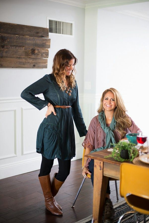 Salt and Pepper Moms: Thanksgiving Fashion with World Market