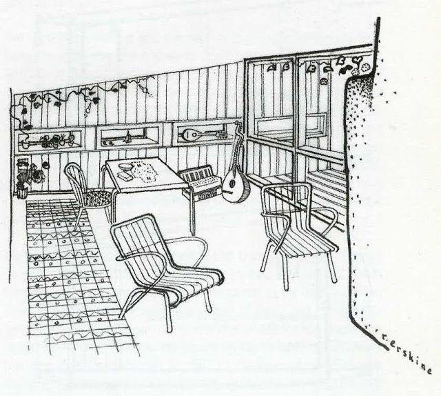 The Box - Cabaña del arquitecto Ralph Erskine