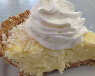 White Chocolate No-Bake Cheesecake Pie Ingredients 1 cup white chocolate chips 2…