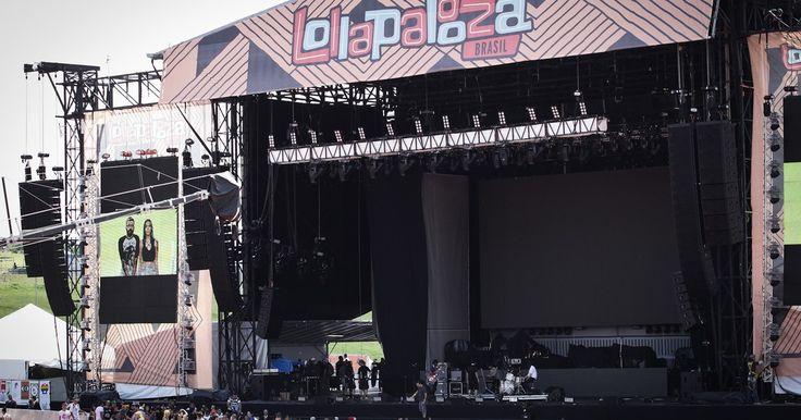 Lollapalooza 2017 vai acontecer nos dias 25 e 26 de março