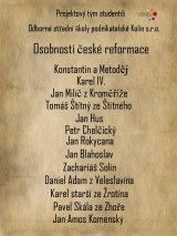 13 Jan Amos Komenský :: Na Kralické tvrzi