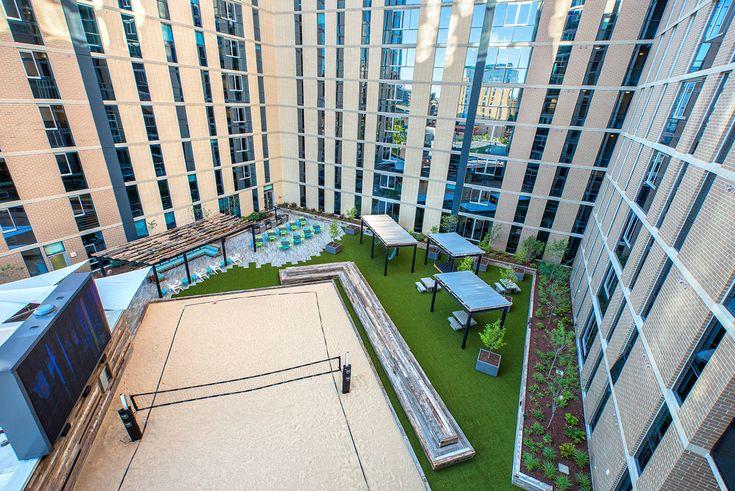 132 best images about amenities terrace on pinterest for 400 university terrace