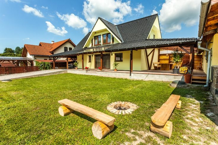 Chata PATRIA - Spiš - Levočská Dolina http://www.1-2-3-ubytovanie.sk/chata-patria