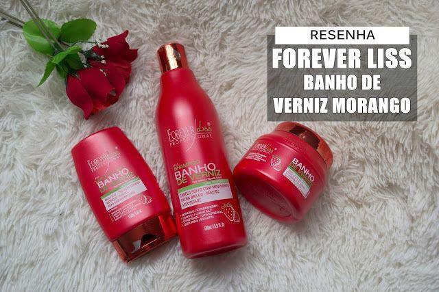 Banho De Verniz Forever Liss Fire Extinguisher