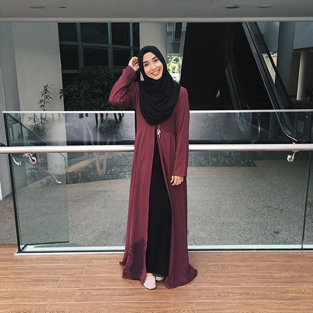 NEW ARRIVAL  Marissa Abaya Best fit size S to small L $30 Available in 5 colors: Black, Wine, Rosewood, Lilac & Nude. To purchase, simply visit our website www.afriliascloset.com > New This Week > Marissa Abaya Arriving Tomorrow. • • #MarissaAbaya