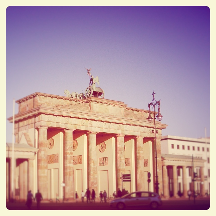 Berlin, May 2011