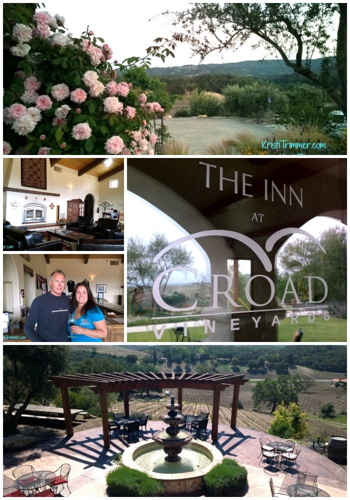 Croad Vineyards & Inn: A Fairy Tale - Kristi Trimmer