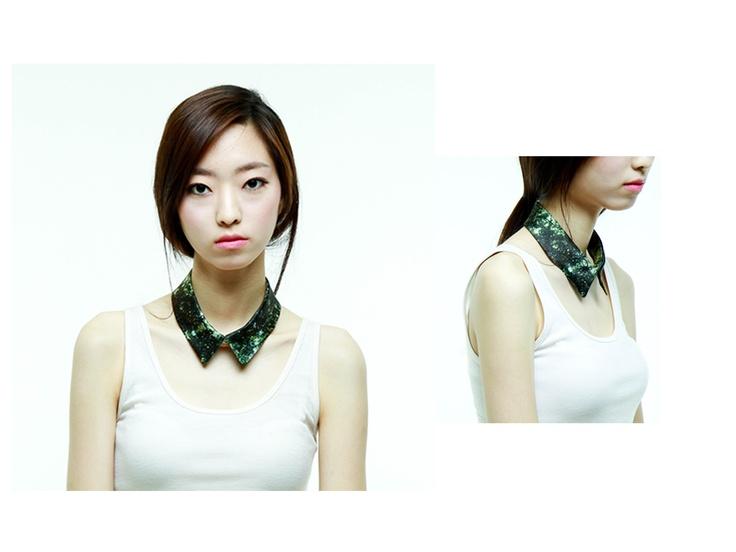 al,thing - Digital print collar