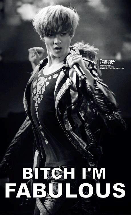 Luhan EXO MACRO || Yea you are, HAHAHA!