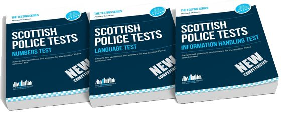 Our fantastic guidebook will provide you will ALL of the information you need to pass the Scottish Police Test. To order, click HERE! https://www.how2become.com/careers/scottish-police-tests/